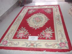90L 5/8 Lã Carpet