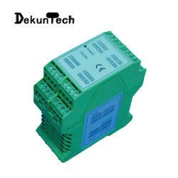 Dk1006 보편적인 입력 6 채널 통신로 전송 정보 수집 모듈