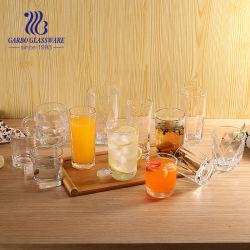 マルチ項目熱い販売水ガラスの茶ガラスガラス製品のHighballガラスの飲むガラス製品GB01