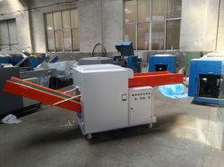 GM800c пластмассовых отходов пряжи/ткань/старую одежду/ текстильных изделий и химические волокна и режущие машины
