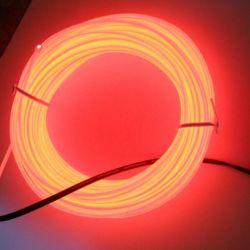 Wedding Party Sunglasses OrangeのDancingのための照明EL Wire
