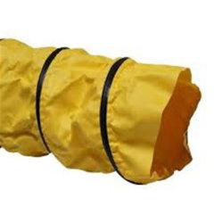 構築鉱山のための帯電防止換気の送風管の防水シート材料