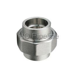 Accessori per tubi forgiati ad alta pressione dell'acciaio inossidabile/unione (interruttori)