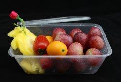 El almacenamiento de alimentos de preparación de comidas comida Contenedor de plástico