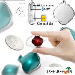 Мини-Портативные GPS Tracker устройство с Sos аварийную кнопку A9