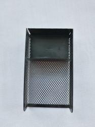 Malha de metal Papelaria acessórios de mesa do escritório/ Suporte de notas