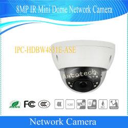 8MP de infrarrojos de Dahua CCTV minidomo de Vídeo Digital Ipc antivandálico de seguridad de la cámara de red (IPC-HDBW4831E-ASE)