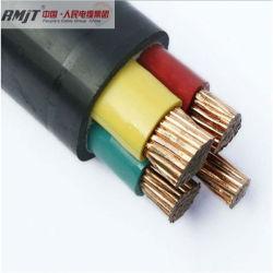 Cavo elettrico elettrico isolato PVC di Nyy del fodero del PVC