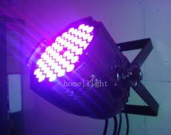 54*3W RGBW 4 couleurs Hight par LED de puissance de la lumière dans les effets de lumière