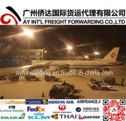 中国からのネパールへの空気出荷の貨物