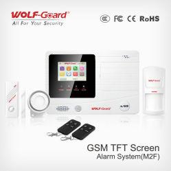 Segurança em Casa Sem Fio GSM &Sistema de alarme do sistema de alarme inteligente para automóvel com display LCD e Voice Yl-007m2f