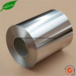 Norme de la FDA de conditionnement alimentaire Rouleau d'aluminium contenant en aluminium