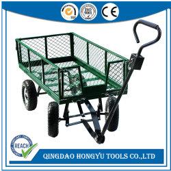 고품질 강철 메시 실용적인 공구 손수레 또는 정원 손수레 (TC1840)