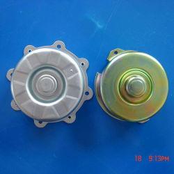 Estampado personalizado de la carcasa del motor eléctrico de lámina metálica fabricantes