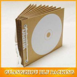 CD Packiaging Kraftpapier de Zak van het Document (blf-PB357)