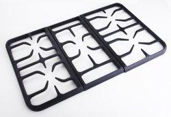 Grade de ferro fundido peças/forno/fogão/forno de peças de componentes/Grade esmalte/