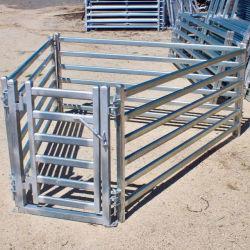 La capra portatile riveste i comitati di pannelli portatili delle pecore di prezzi dei comitati dell'iarda delle pecore
