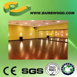 Le sol en bambou naturel populaire solide avec des prix bon marché