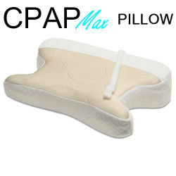 Patient Use를 위한 CPAP Max Pillow