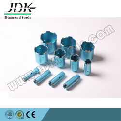 Foret de base de la série de diamant de pierres et de béton