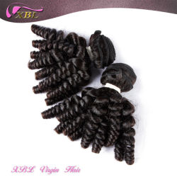 Детский скручивание один из доноров Unprocesed дешевые Virgin китайский волос человека