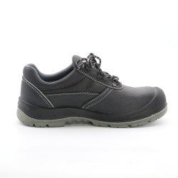 S1P/S3 antistatique de chaussures de sécurité en cuir pour les travailleurs de chaussures de travail antiglisse