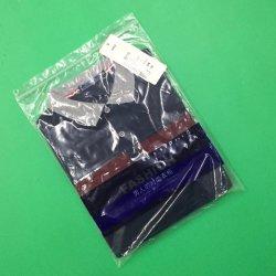 Effacer le PEBD sacs Ziplock sacs de plastique à fermeture à glissière pour T-Shirt