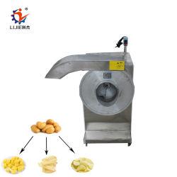 Machine de découpe de bandes de légumes