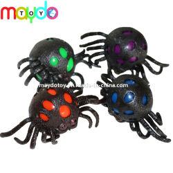 Novidade Spider estresse squeeze ball Anti Stress Brinquedos