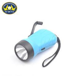 0,5 Вт для ручного вращения генератора фонарик фонарик