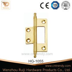 Messingtür-Scharnier hergestellt vom hohen geordneten Material (HG-1055)