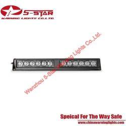 3W 최고 호리호리한 LED 비상사태 대시 또는 갑판 경고등