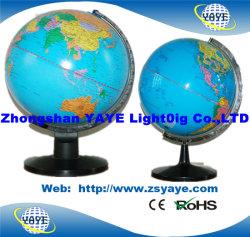 Yaye 26cm /32cm 어둡 파란 Colour 영국 Globe/World Globe/Educational Globe