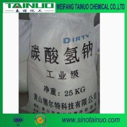 섬유용 중탄산염 99.5-100.5 순도 나트륨