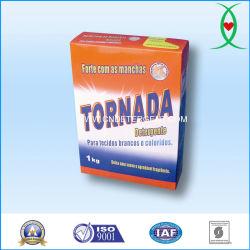 Alta caja de papel de embalaje eficaz Detergente / detergente en polvo
