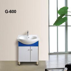 Sanitarios baño Cuarto de baño de disipador de la cuenca del suelo de la unidad de vanidad