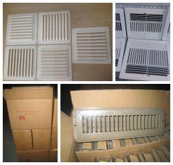 Fluxo de Ar do Sistema de HVAC ABS Grill para tecto