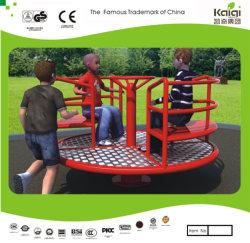 Ronde Kaiqi Merry-Go-jouet pour terrain de jeux pour enfants (KQ50158D)