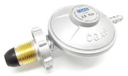 南アフリカ共和国(SA5G58U28)のためのLPGの低圧のガスの調整装置