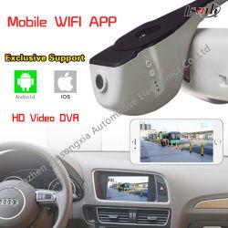 1080P carro DVR especial para o Suporte de Registro de condução Audi, WiFi Mirrorlink, vídeo de loop