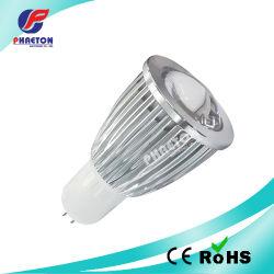 PANNOCCHIA LED della luce di sport di 7W GU10