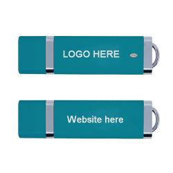 Оптовая торговля пластиковой USB2.0 флэш-накопитель USB4ГБ 8 ГБ привод пера USB Stick (TF-0369)