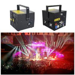 中国の段階効果5W RGBレーザーの照明