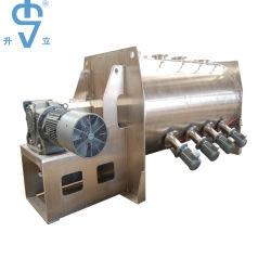 Un nettoyage facile à haute vitesse de cisaillement horizontal de la charrue Mixer pour matériau résistant au feu / AGRICULTURE / Pesticide