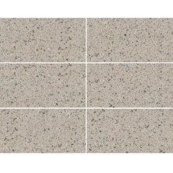 Rectangle antidérapant douche carreaux en porcelaine de terrazzo Beige 1200x600