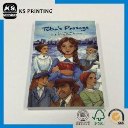 طباعة كاملة بالألوان، كتاب Paperback لورق الأفلام اللامع، ملصٍ رائع