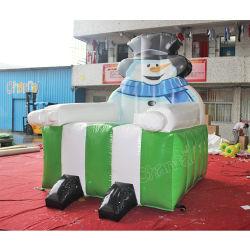 Высокое качество снежную бабу ПВХ надувные кресло для продажи
