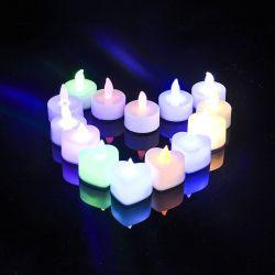 Nouveau Hot vendre de nouveaux Fashion Mini LED colorées Tea Light bougie, Candle Light LED