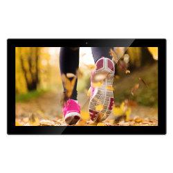 18.5 LCD van Vertoning van de Duim 1+8GB Androïde 4.4.2 Binnen Adverterende Monitor