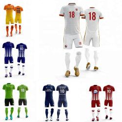 2019 kit caldi di calcio di usura di sport di gioco del calcio del pullover della squadra di football americano di nuovo arrivo per addestramento corrente del capretto
